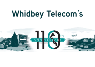 Whidbey Telecom 110 anniversary serving community